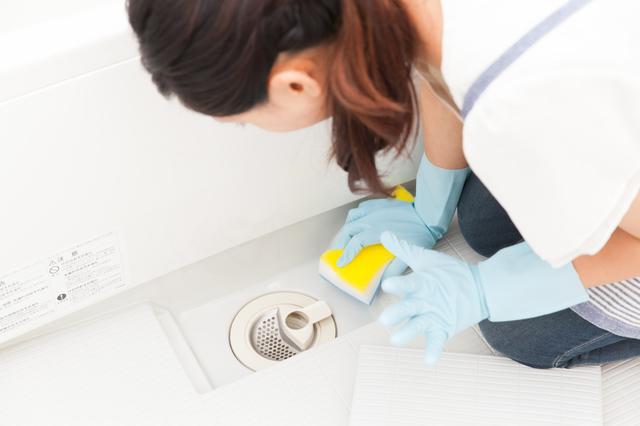 浴室のつまりを予防するために