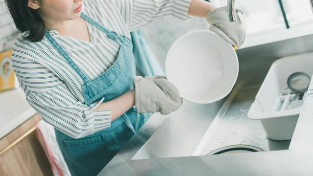 【台所・キッチン】の排水口つまり
