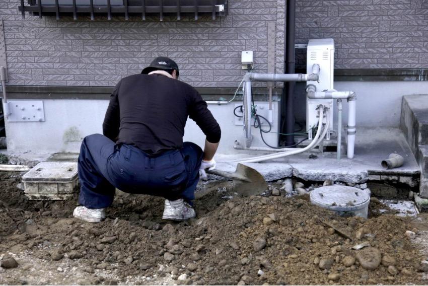 排水管の交換にかかる期間