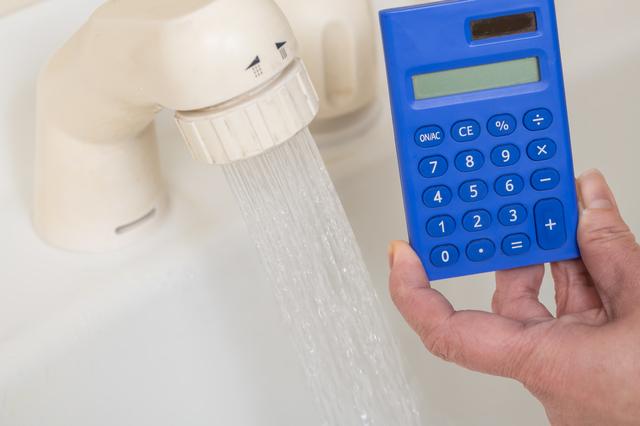 漏水で上がった水道料金は減額されることも