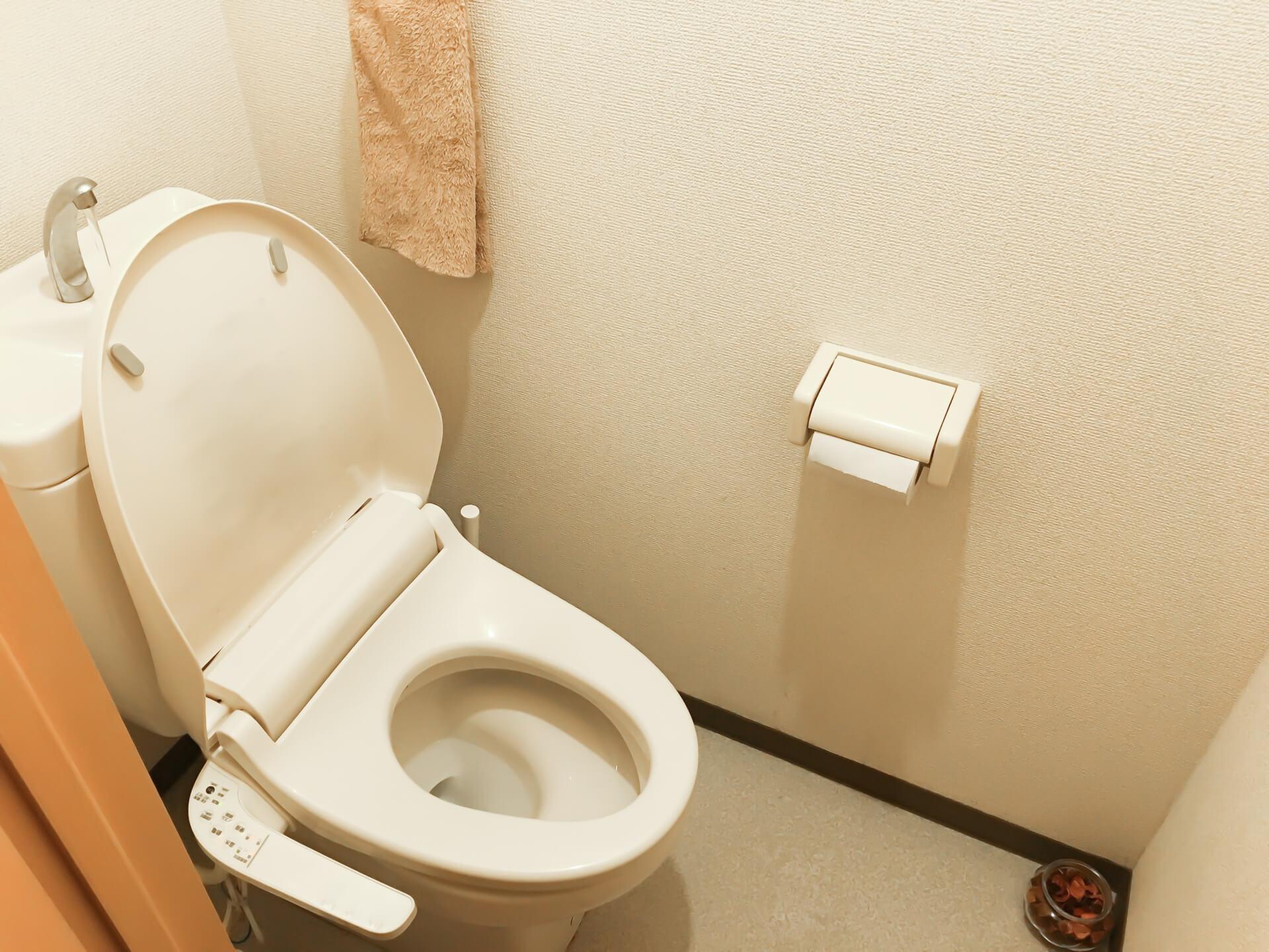 トイレの水漏れ修理!パッキン交換方法について