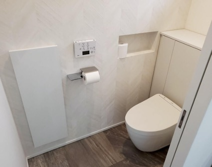 トイレの水が止まらないときの対処法について